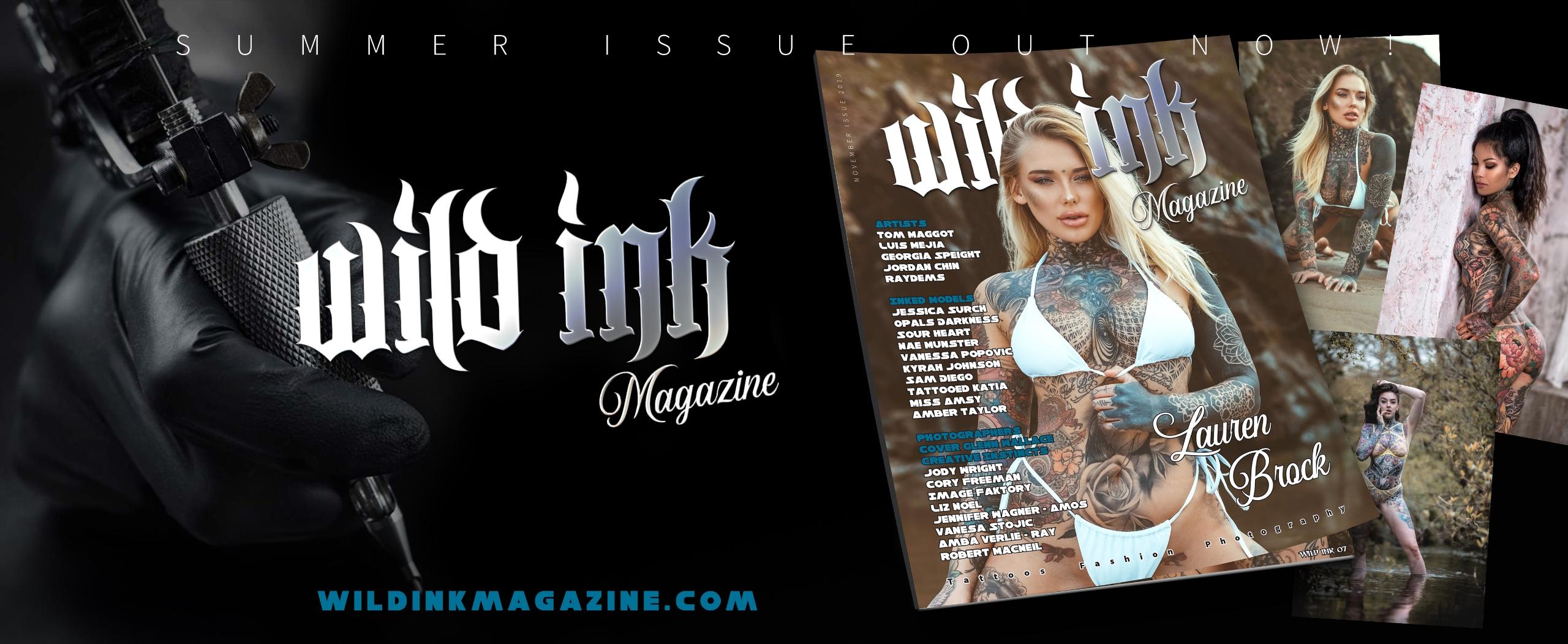 Wild Ink magazine  (@wild_ink_magazine) Cover Image
