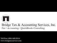 Bridge Tax & Accounting (@bridgetax) Cover Image