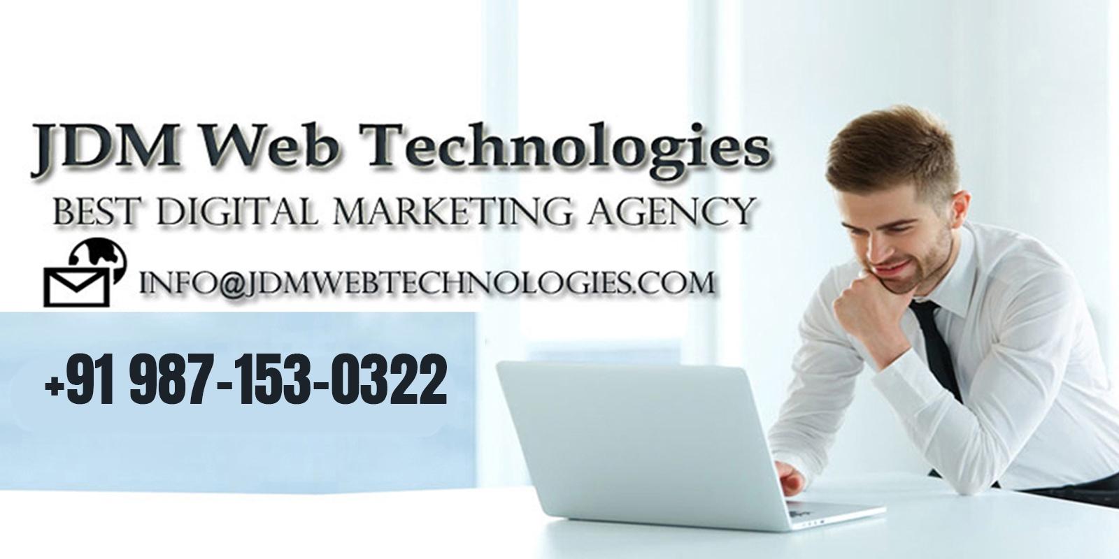 JDM Web Technologies (@jdmwebtechnologies) Cover Image