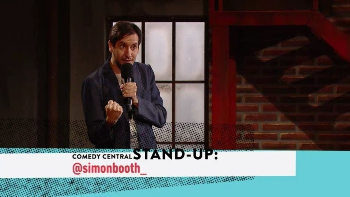 Simon Booth - Stand Up Comedy (@simonbooth) Cover Image