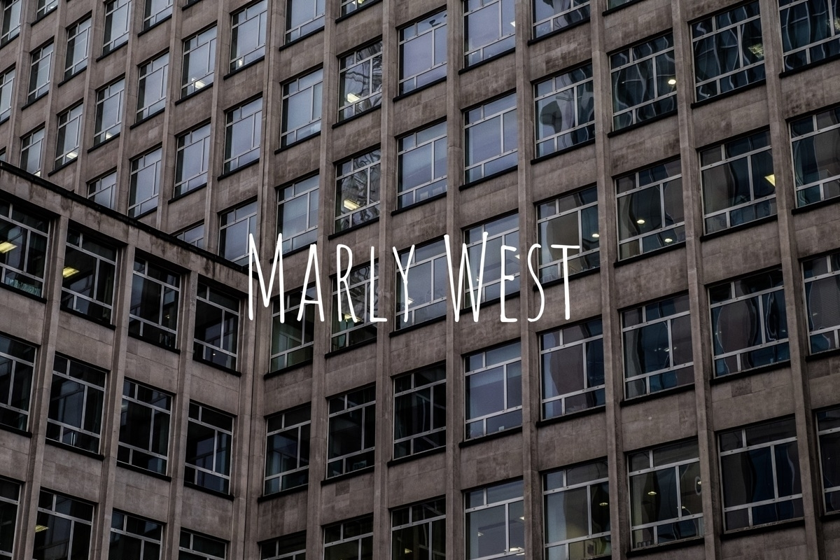 @marly_west Cover Image