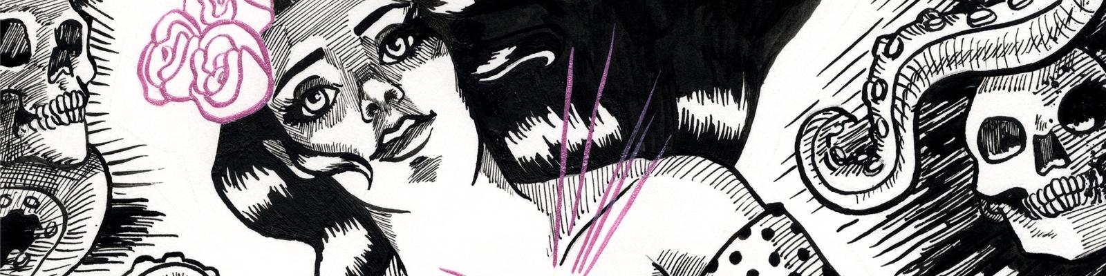 Melisa Des Rosiers (@inkedpawprints) Cover Image