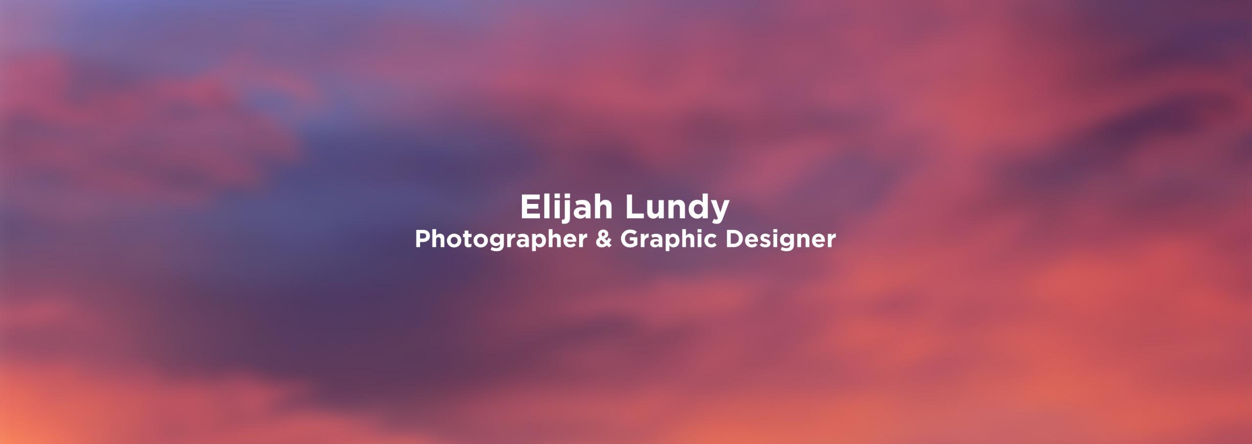 Elijah Lundy (@elijahlundy) Cover Image