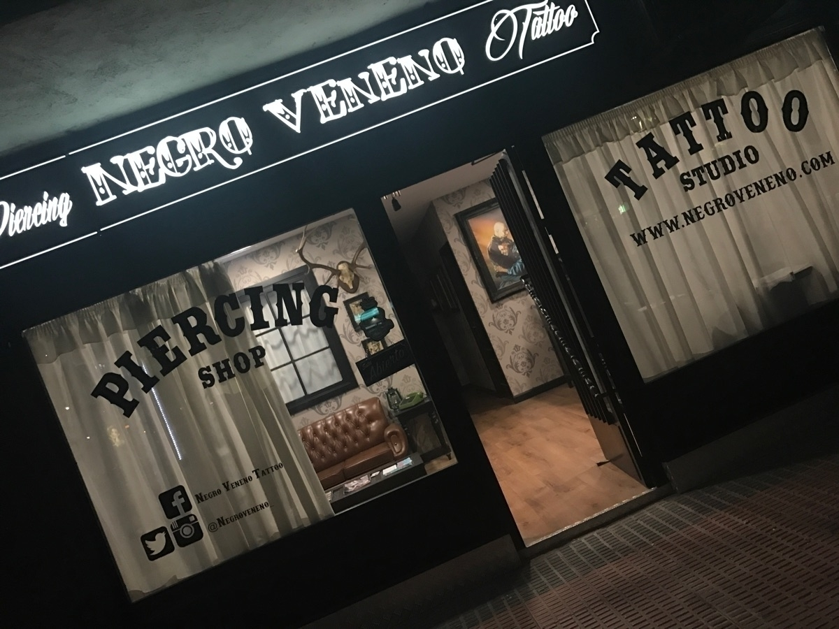 Negro Veneno Tattoo (@negroveneno_) Cover Image