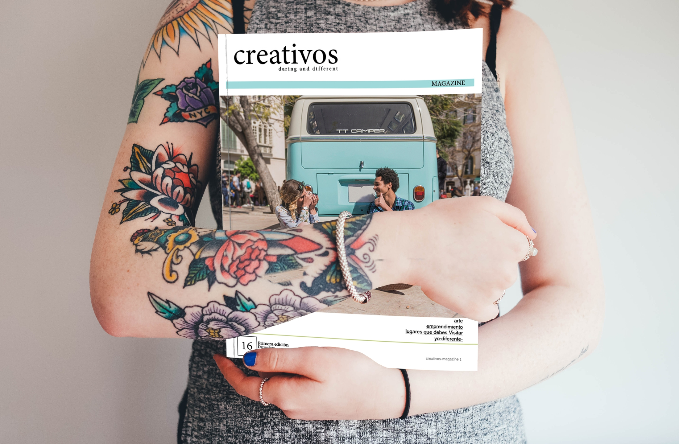 Creativos Magazine (@creativosmagazine) Cover Image
