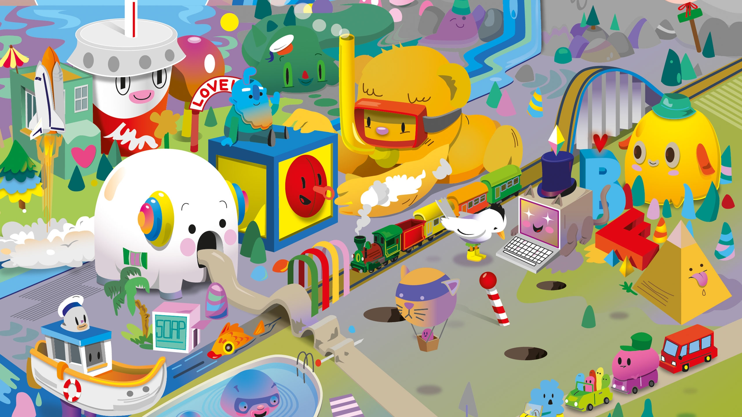 bubblefriends (@bubblefriends) Cover Image