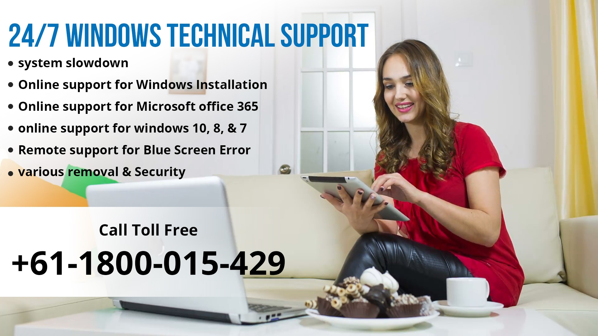 Online Windows Technical Support 61-1800-015-429 (@abhiglobe1) Cover Image
