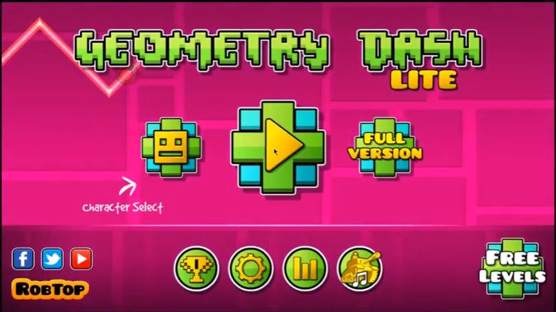 Descargar Geometry Dash (@geometryar) Cover Image