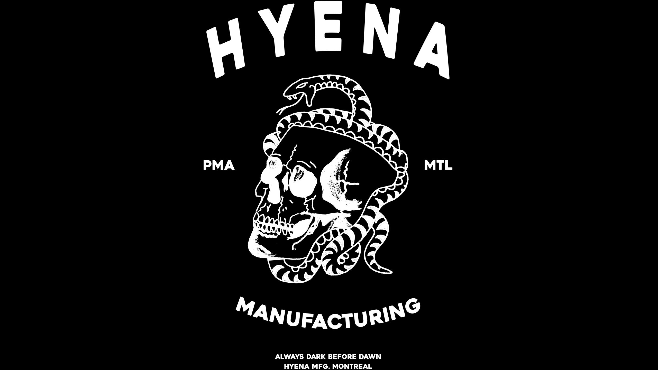 Hyena Mfg. (@hyenamfg) Cover Image
