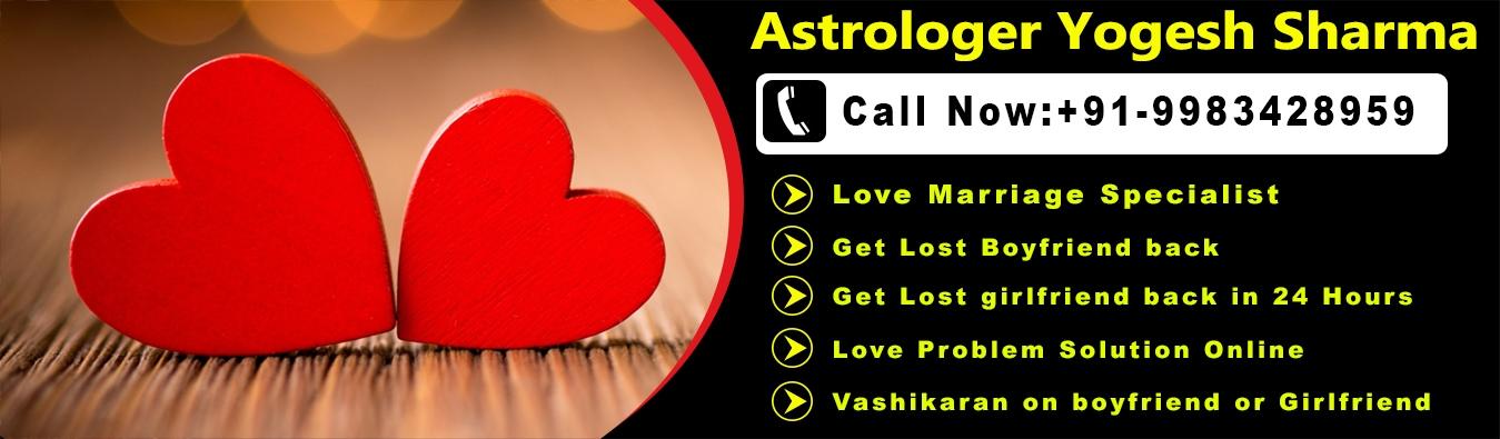 Yogesh Sharma (@lovespecialistastrologer) Cover Image