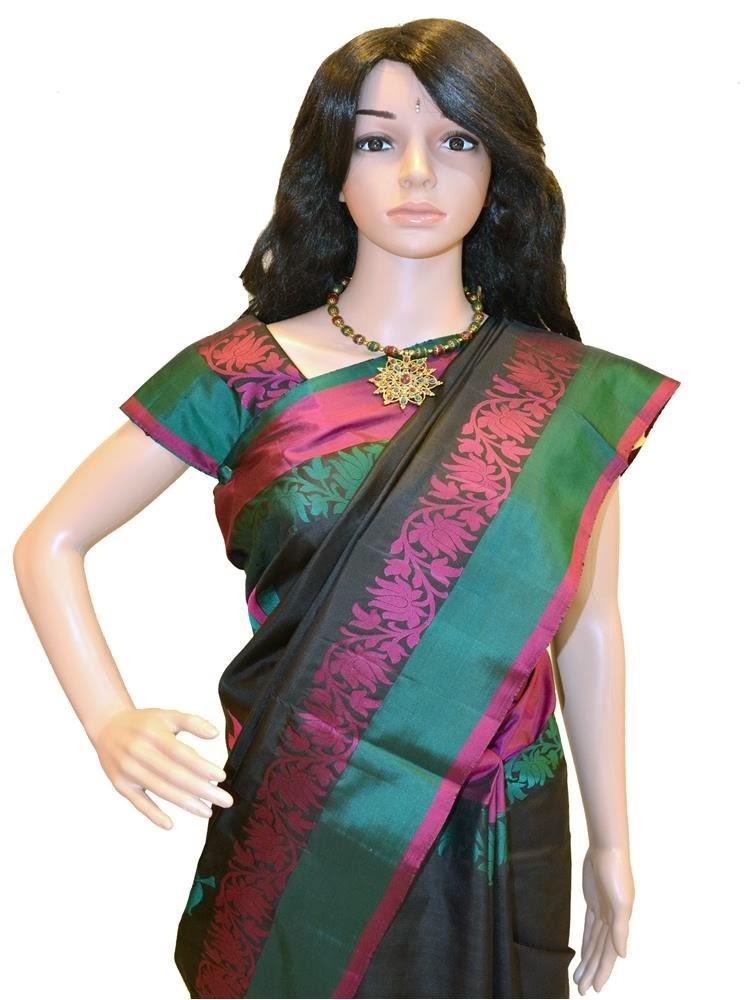 Aarushi Reddy (@pattusilksarees) Cover Image