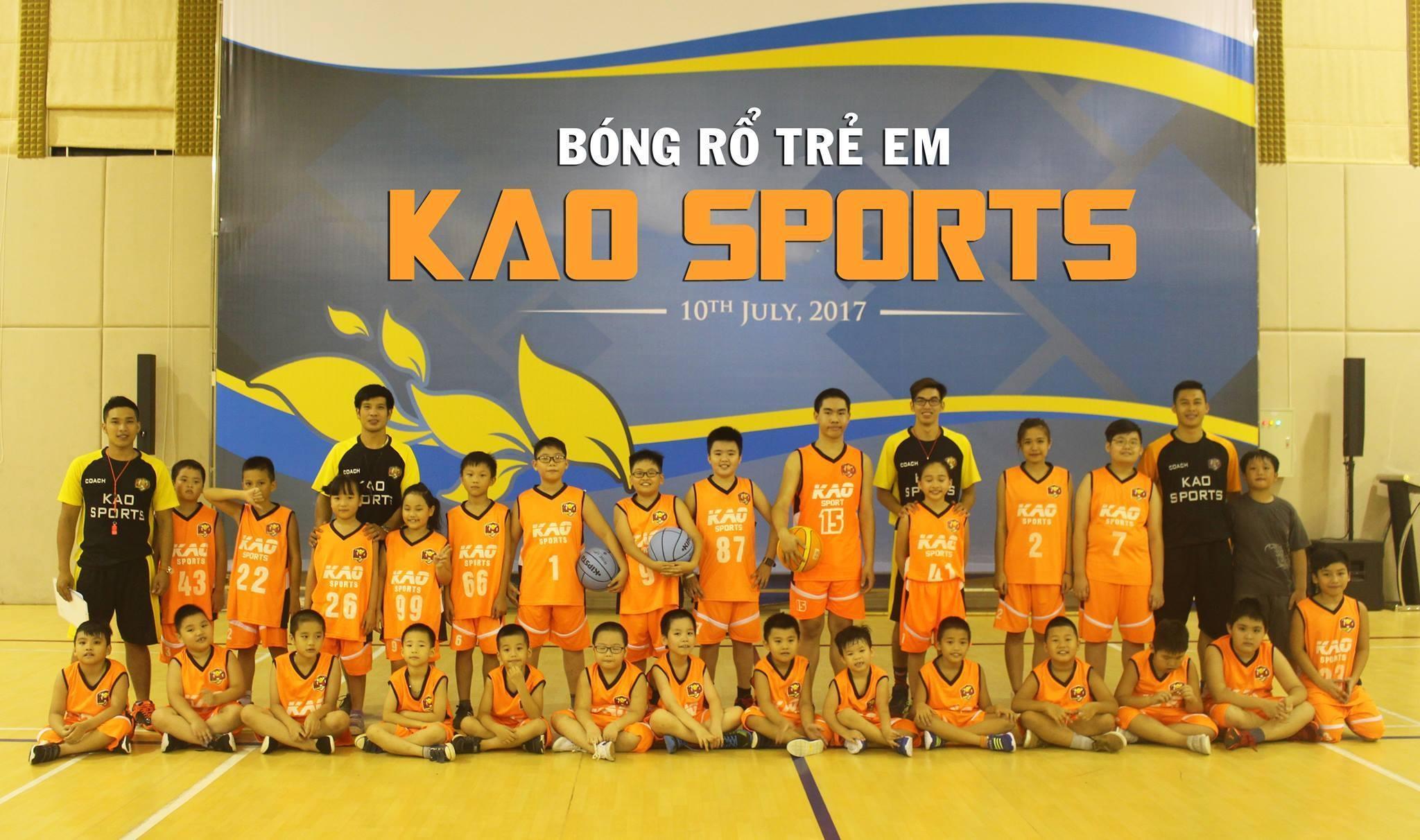 Trung tâm bóng rổ Kaospot (@kaosport) Cover Image