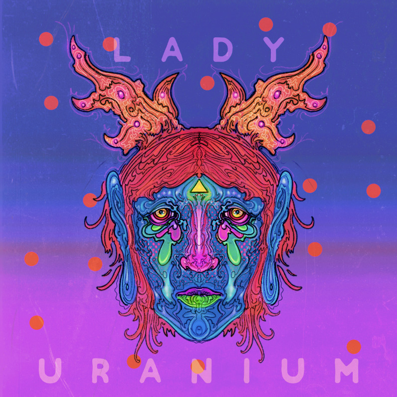 Lady Uranium (@marusker) Cover Image