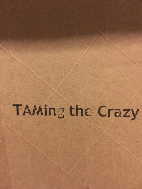 Tammy Briggs (@tamingthecrazy) Cover Image