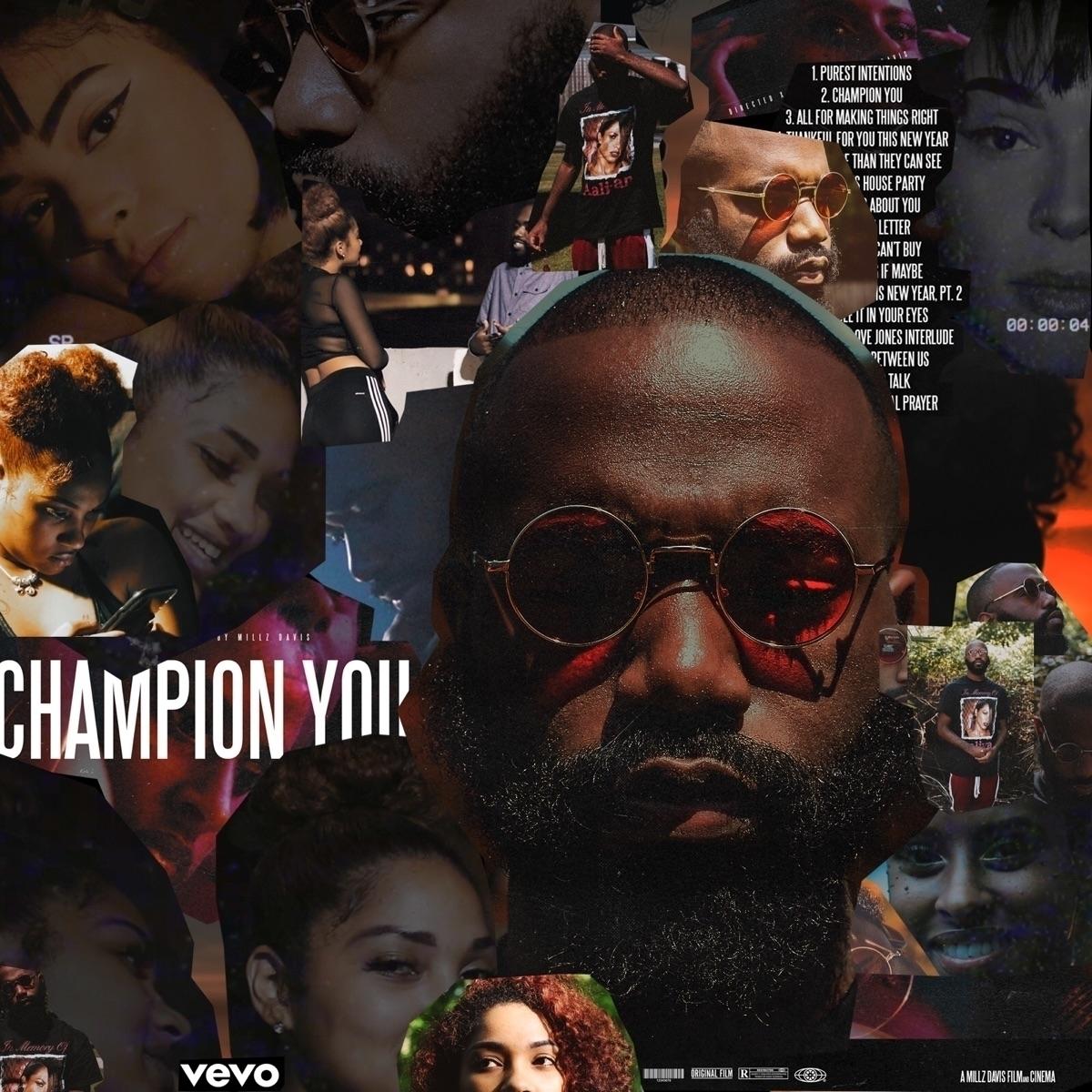 Millz Davis (@millzdavis) Cover Image