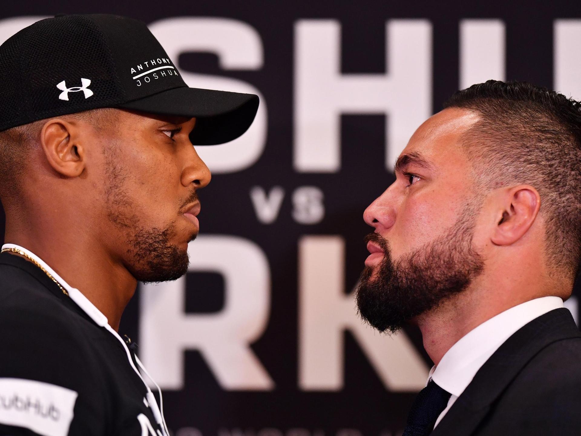 Joshua vs Parker (@joshuavparke) Cover Image