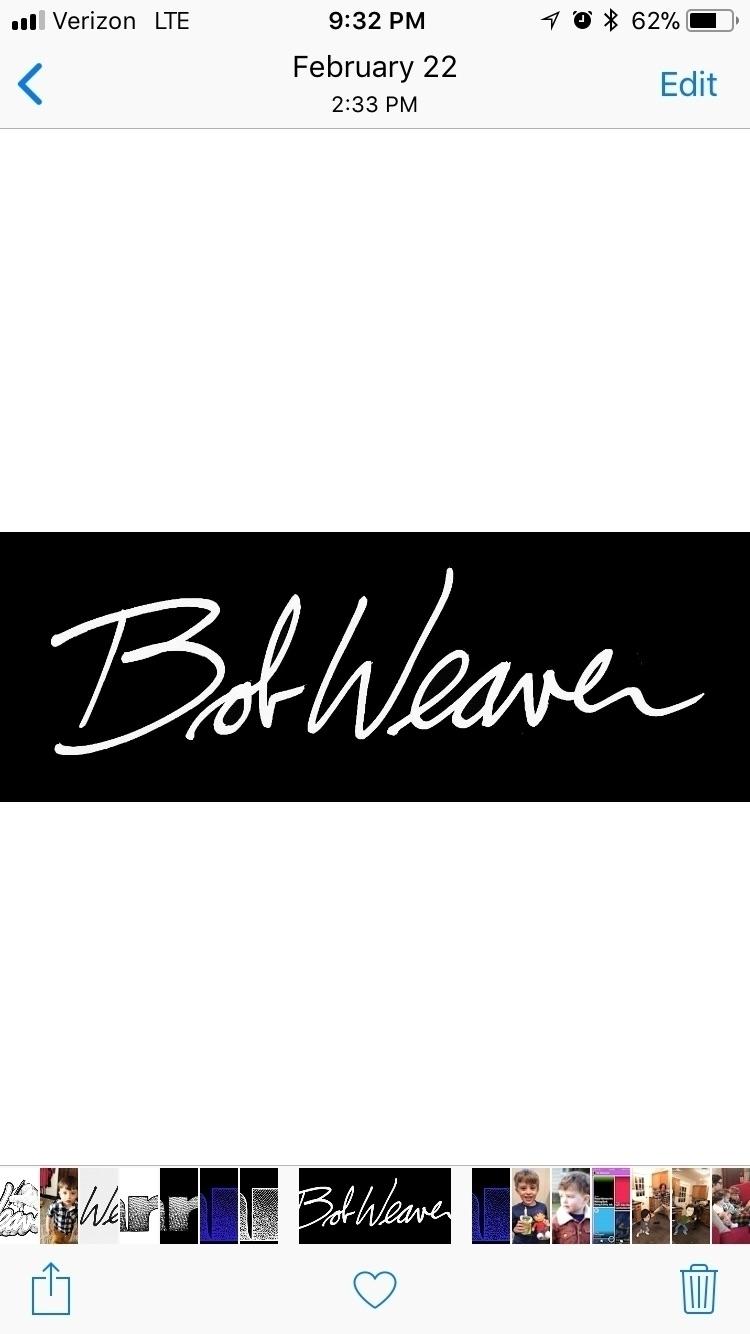 Bob Weaver (@bobweaver) Cover Image