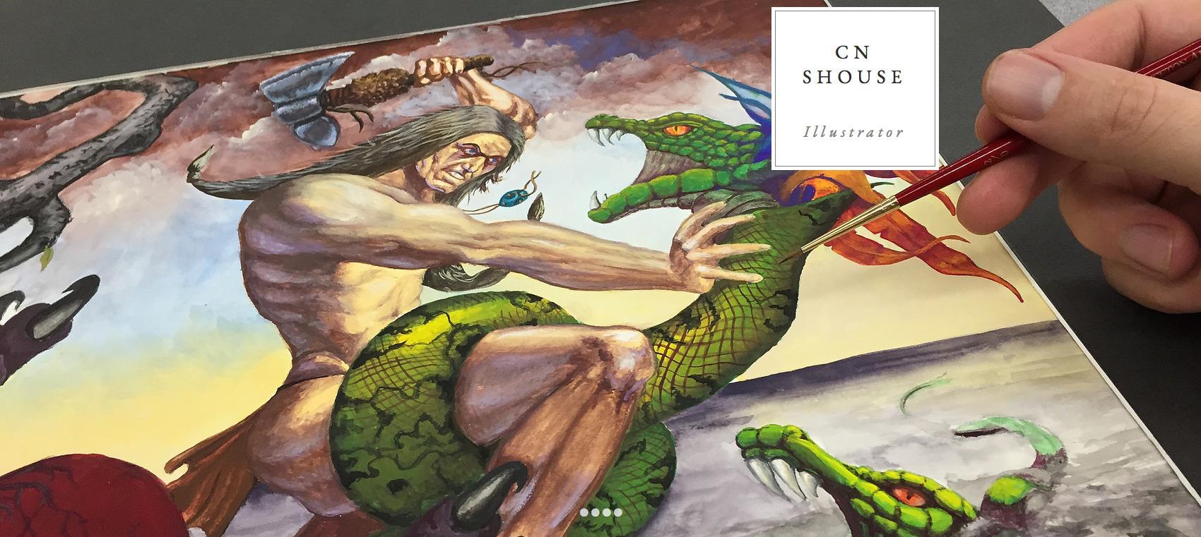 Chris S (@cnshouse) Cover Image