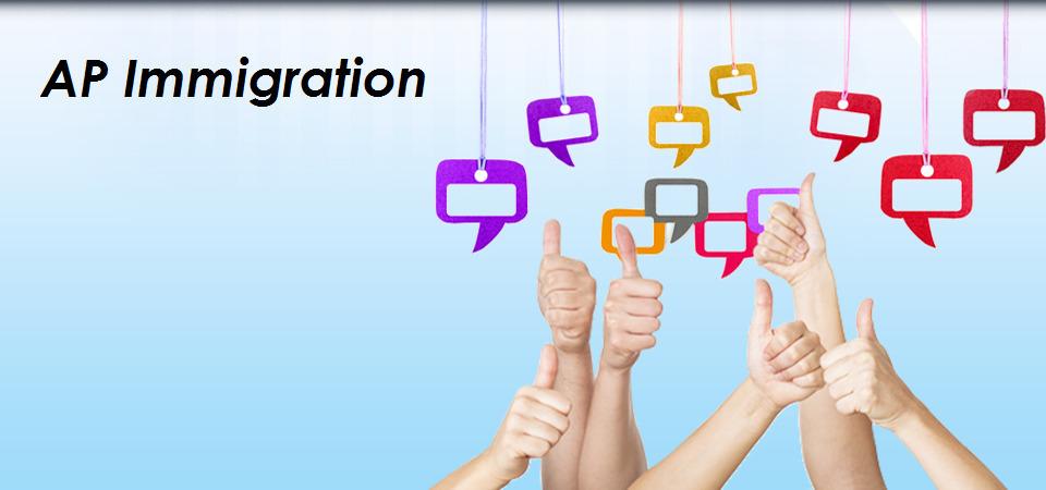 AP Immigration Pvt. Ltd. (@apimmigration) Cover Image