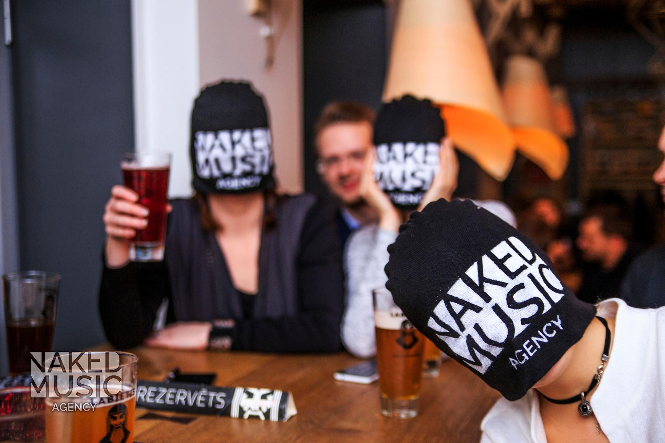 Naked Music Agency (@nakedmusicagency) Cover Image
