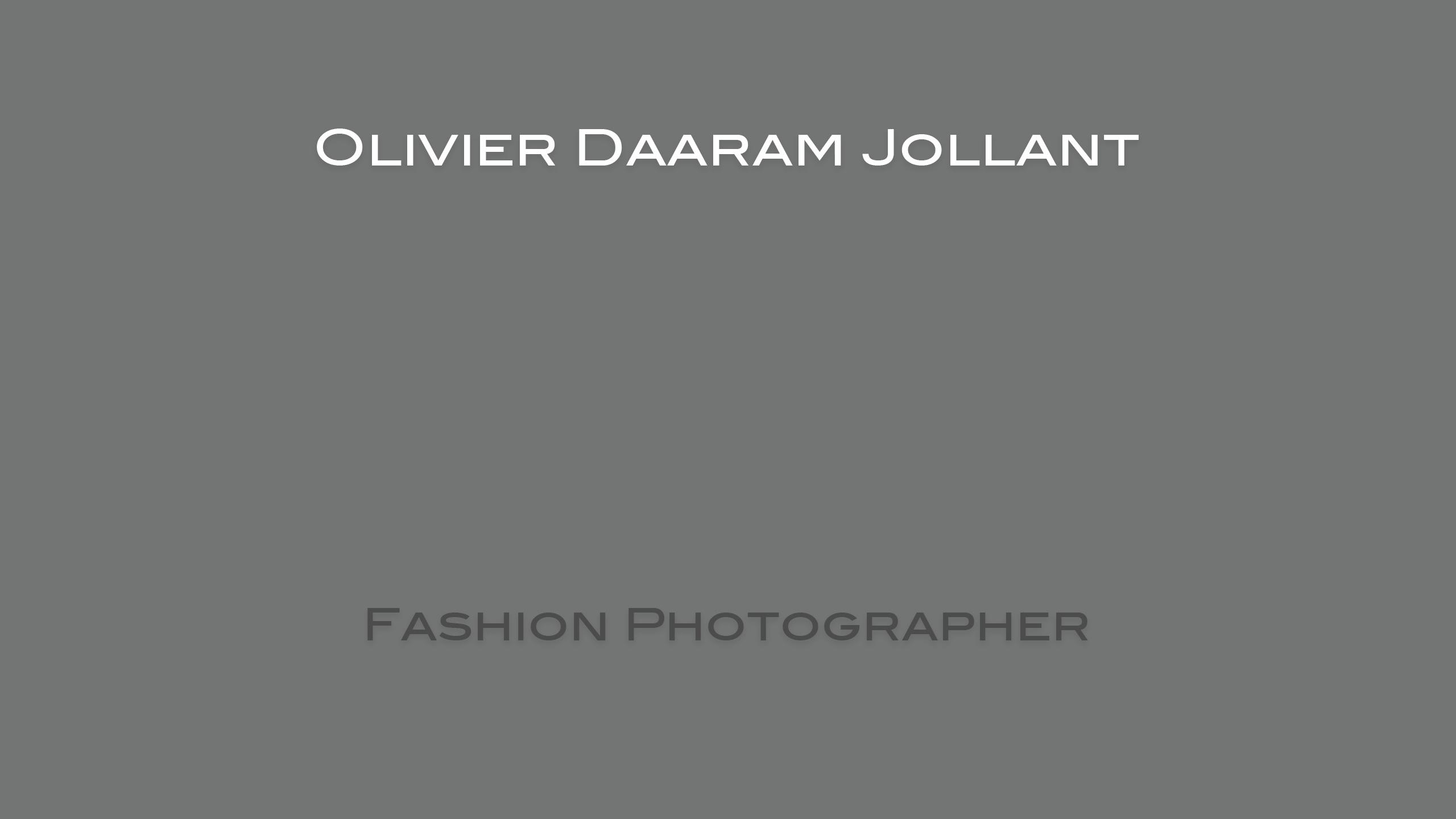 Olivier Daaram (@daaram-fashion) Cover Image