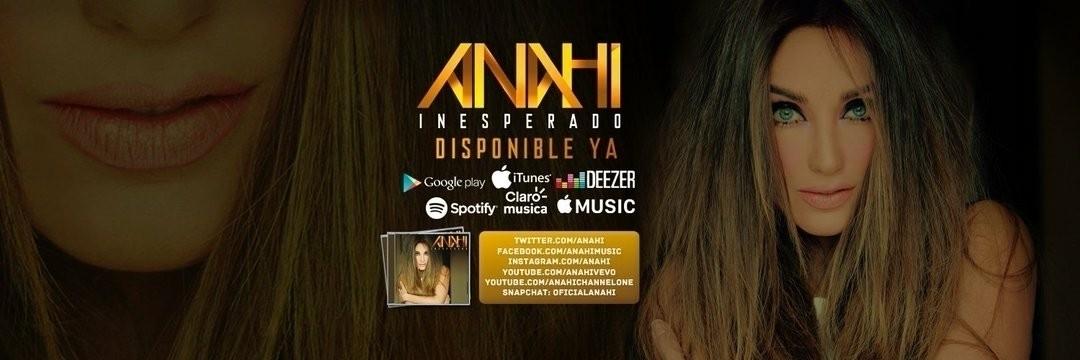 Anahi (@oficialanahi) Cover Image