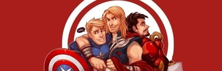 (@avengersinfinity) Cover Image