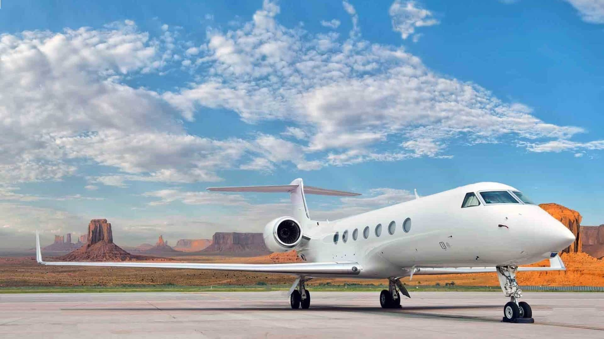 Private Jet Charter Las Vegas (@aerojetservices) Cover Image