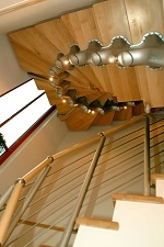 Spiral Stairs, Railing And Stair Threads (@spiralstairsrailing) Cover Image