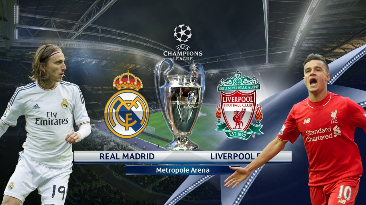 Real Madrid vs Liverpool (@realmadridvliverpool) Cover Image
