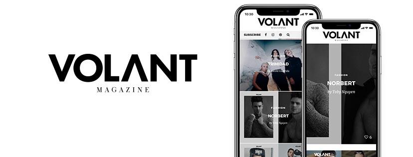 VOLANT Magazine (@volantmagazine) Cover Image