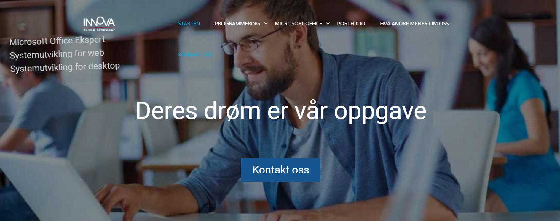 Innova Kurs og Konsulenttjenester (@innovakk) Cover Image
