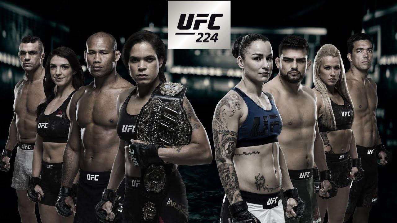 UFC 224 (@ufc224) Cover Image
