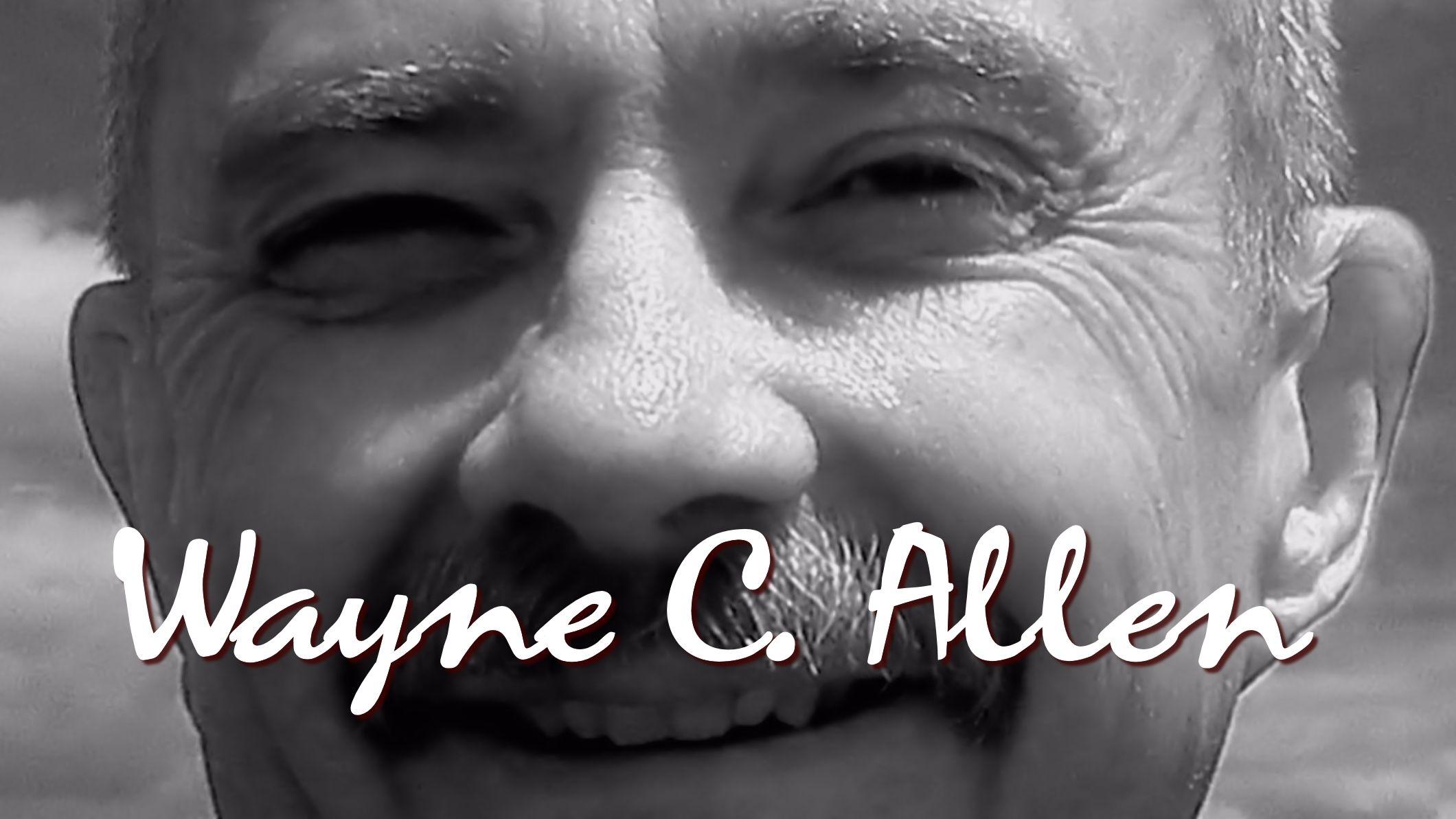Wayne C. Allen (@wcallenont) Cover Image