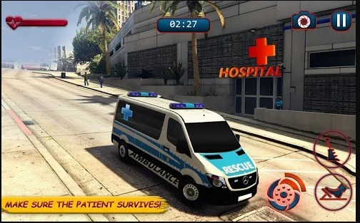 (@ambulancegames) Cover Image