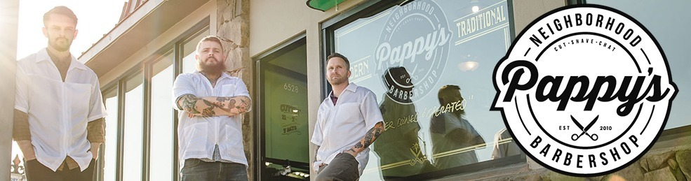 Pappy's Barber Shop San Diego (@pappybarbershop) Cover Image
