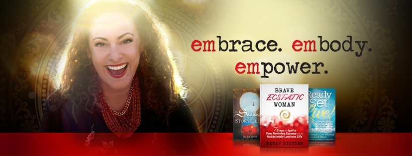 Merav Richter | Brave Ecstatic Woman (@braveecstaticwoman) Cover Image