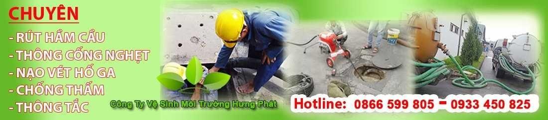 Thông cống nghẹt Quận Tân Phú (@thongcongtp) Cover Image