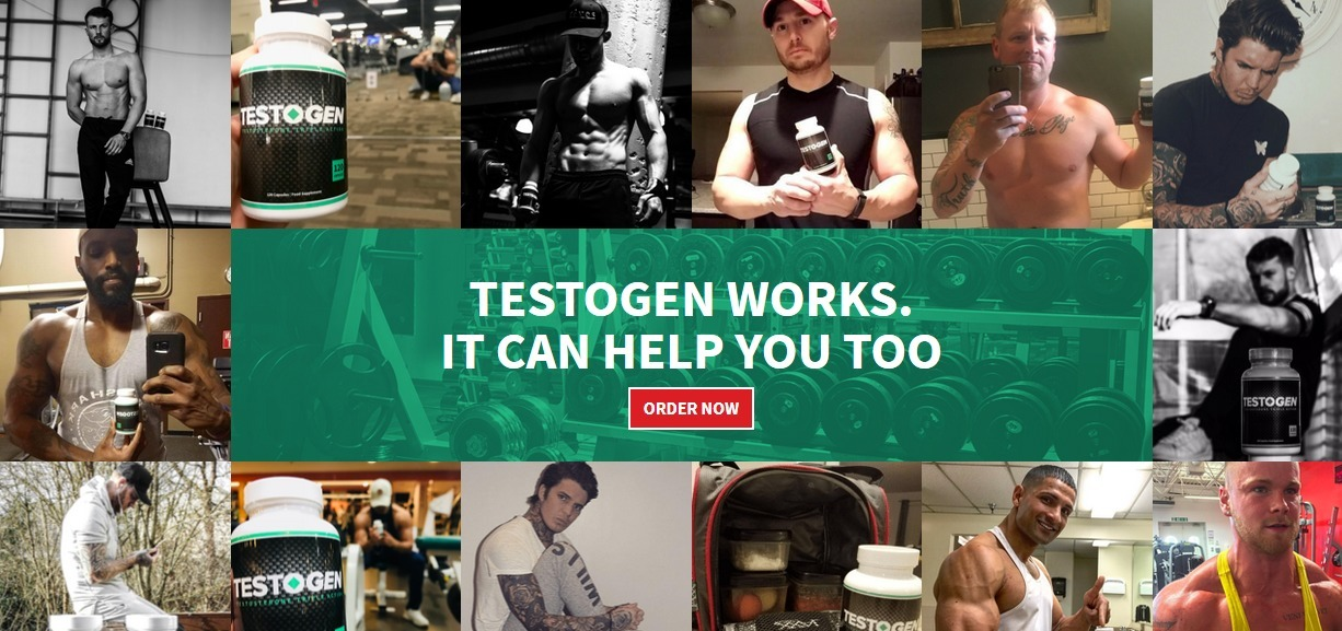(@testogenuk) Cover Image