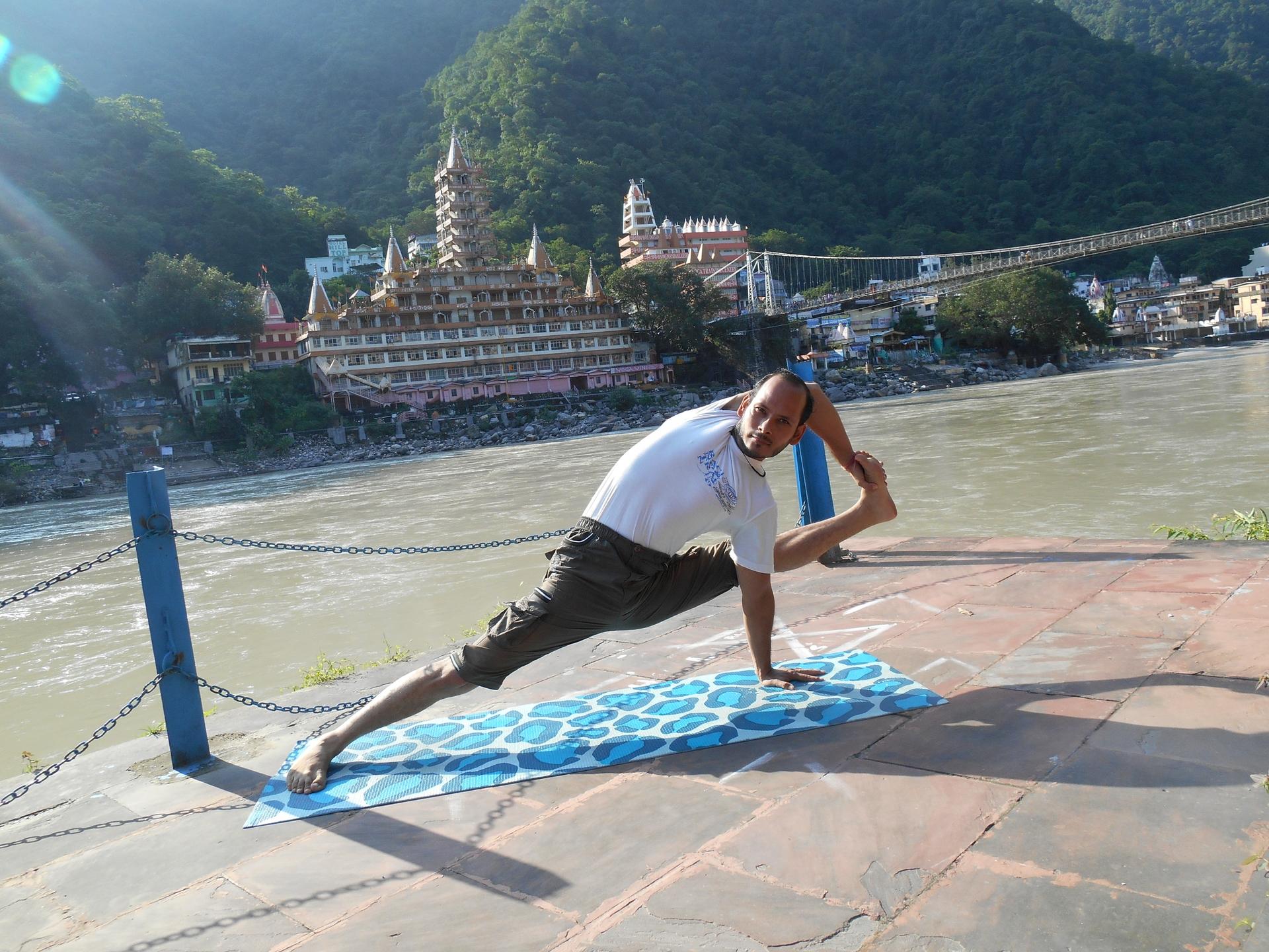 Yoga Teacher Training  (@vinyasayoga) Cover Image