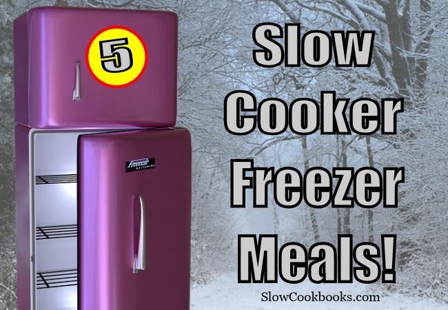Freezer meal for crock pot (@cookingtime) Cover Image