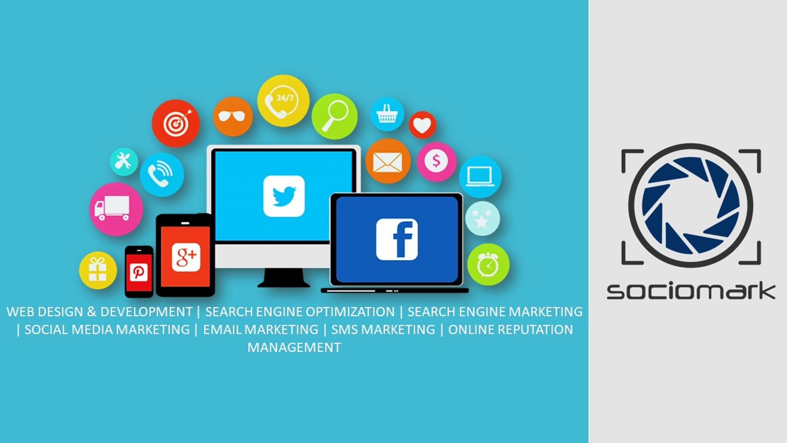 Sociomark Digital Marketing (@sociomarkmkt) Cover Image