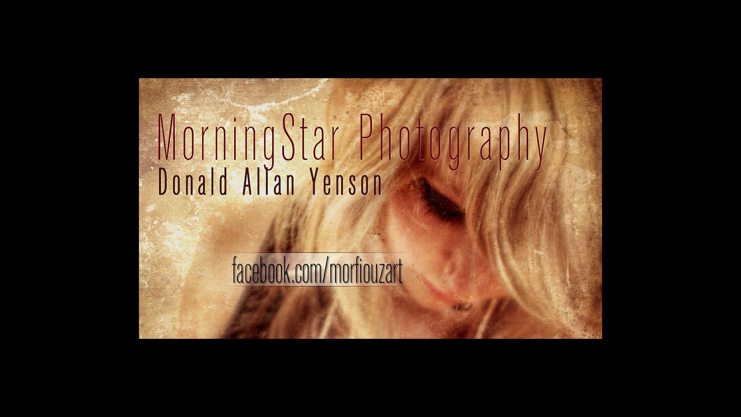 Donald Allan Yenson (@donyenson) Cover Image