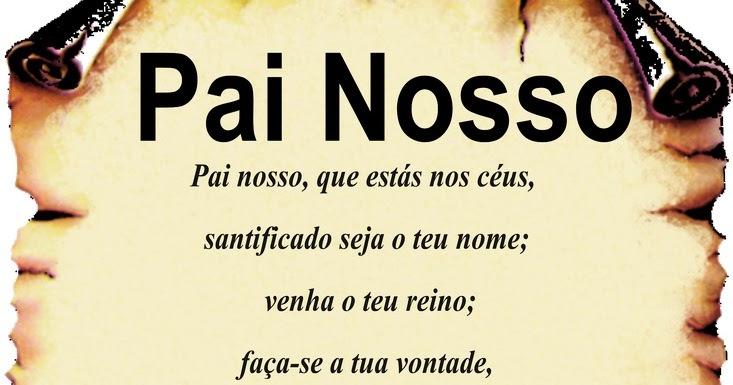 Oração Pai Nosso (@oracaopainosso) Cover Image