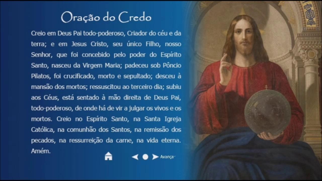 Oração  (@oracaodocredo) Cover Image
