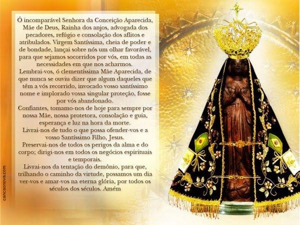 Nossa Senhora de Aparecida (@senhoradeaparecida) Cover Image
