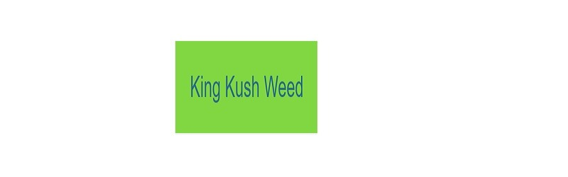 King Kush Weed (@kingkushweed) Cover Image