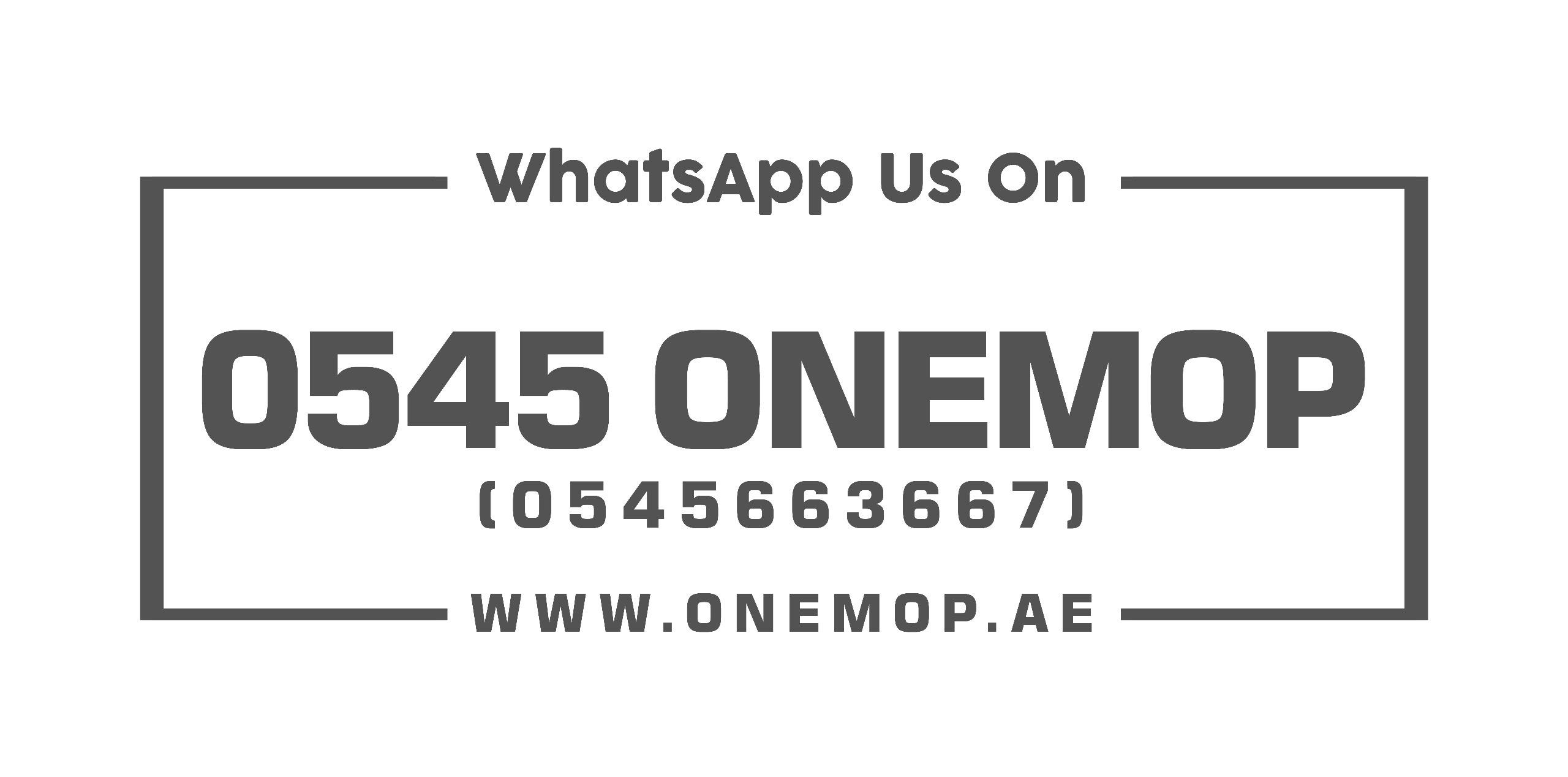 ONEMOP (@onemop) Cover Image