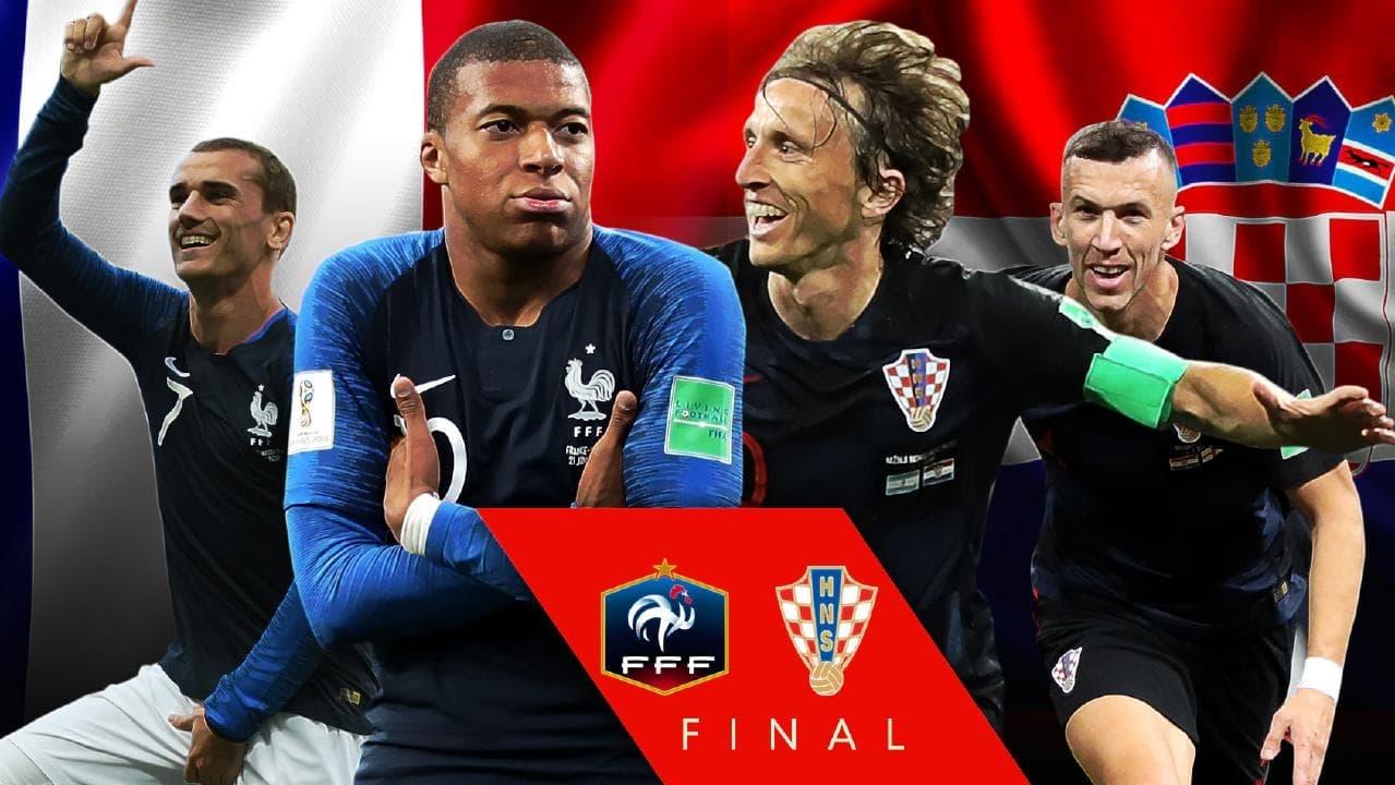 France vs Croatia (@francevcroatia) Cover Image