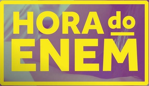 Hora do nem  (@horadoenem) Cover Image